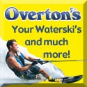 Overtons for watersports fun